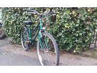 Girls/Ladies hybrid bicycle