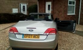 Ford focus coupe convertible cc diesel 2 door 07 facelift full m.o.t and services