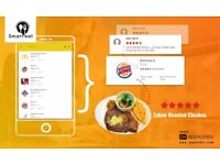 The best online ordering and delivery system