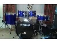 Yamaha drum kit phusion