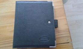 Land Rover Discovery owners hand books
