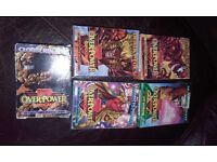 Marvel Overpower Card Game (5 packs)