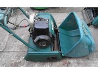 14 inch qualcast cylinder mower.