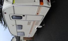 avondale 4 berth caravan