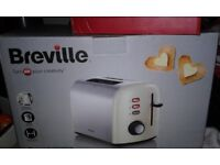 brand new breville toaster
