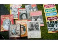 Historical souvenirs of the Queen and family