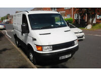 Iveco Daily 29L10 Swb recon engine fitted
