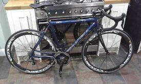 Principia road bike 55cm medium sram red ultegra cosmic carbon