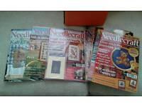 12 neadlecraft books £5oo for all