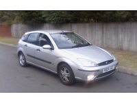 Ford Focus 1.6 Zetec 1 owner from new