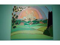 "Original artwork - ""Beverley Westwood at Sunrise"""