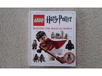 Lego Harry Potter - Building The Magical World book.