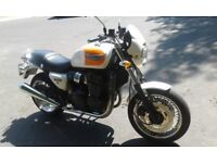 Triumph Thunderbird Sport in excellent condition