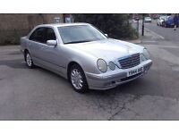 Mercedes E240 Y Reg Automatic Long Mot