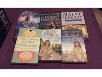 Novels (various authors).