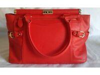 New Justfab Red Handbag