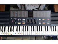 Yamaha keyboard - ideal for beginner