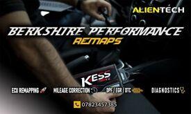 Berkshire Performance Remaps