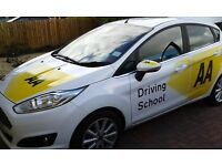DRIVNG LESSONS with ADAM - FULLY QUALIFIED AA Trained and AA Franchised Driving Instructor