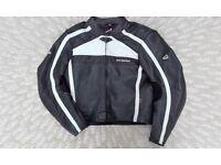 Hein Gericke Leather 'PSX-r' Motorcycle / Motorbike Jacket