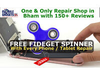 Very Fast iPhone iPad Repair Service + Free Fidget Spinner with Every Repair iPhone 6 6S 7 iPad Air