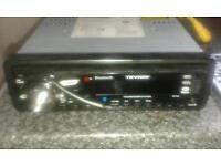 Tevion cd mp3 usb bluetooth stereo