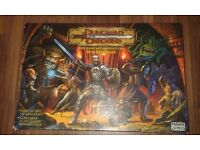 Unused Dungeon & Dragons: The Fantasy Adventure Board Game Parker 2003
