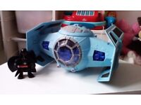 Varous Star Wars Toys