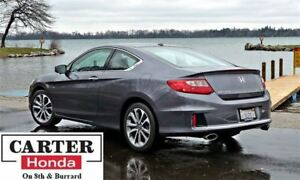 2015 Honda Accord EX-L-NAVI + LEATHER + ACCIDENT FREE + CERTIFIE