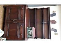 Solid wood Kitchen dresser
