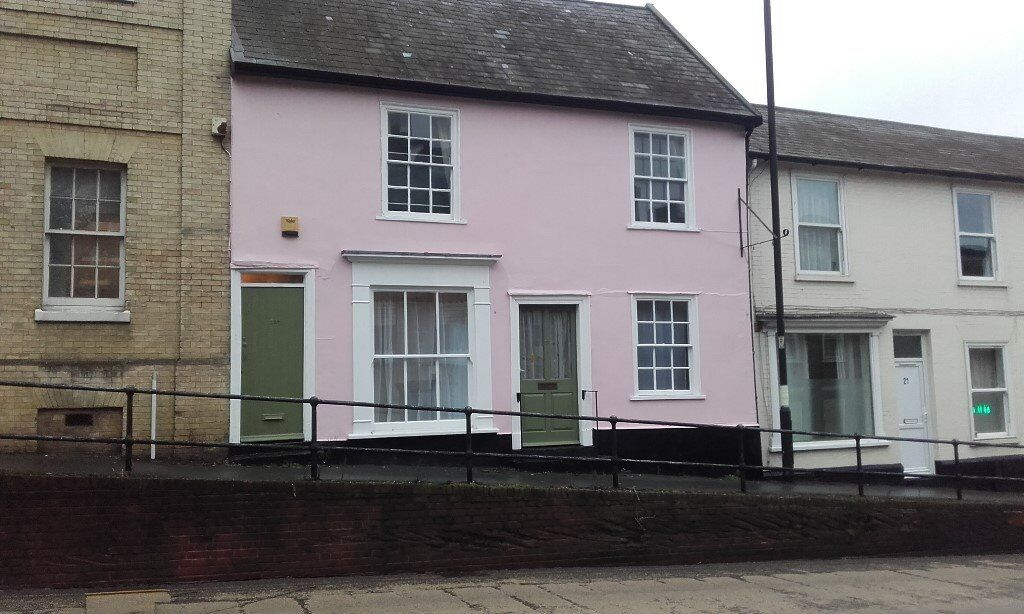 Grade 11 Listed building tastefully converted into two