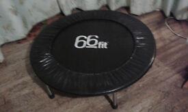 Mini fitness trampoline/ rebounder