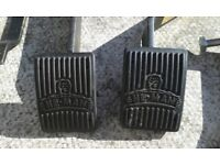 He-man dual controls for Renault Clio 3