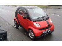 Cheap tidy smart car
