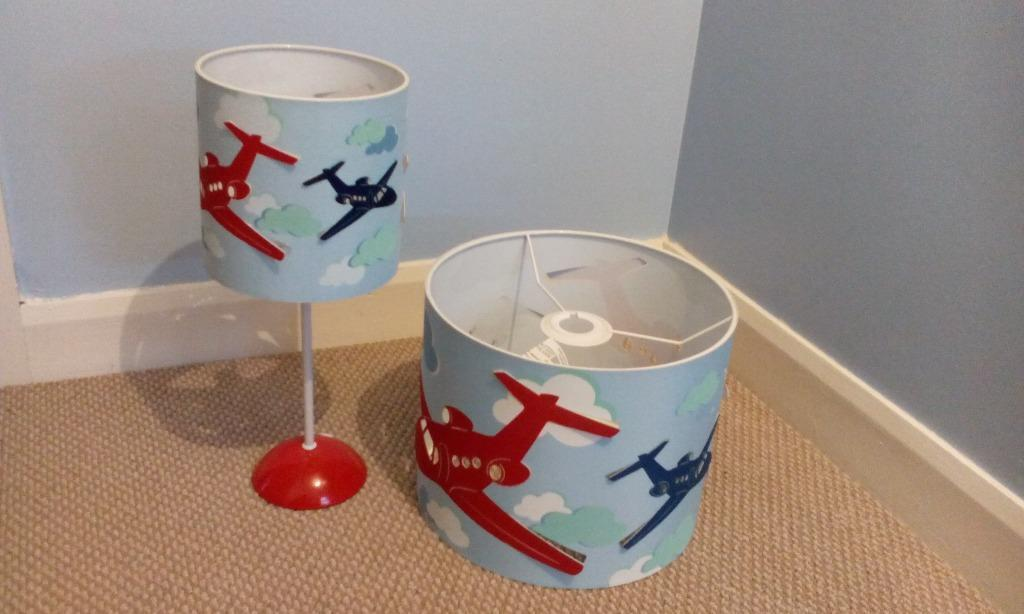 Ceiling Lights Gumtree Belfast : Boys aeroplane lamp ceiling light in craigavon county