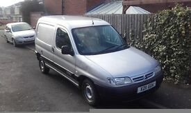 Citroen berlingo 1.9d , 12 months mot in very good condition