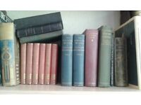 OLD POETRY BOOKS - OVER 40