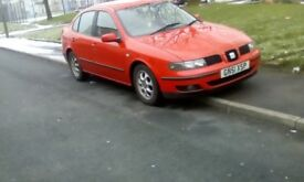 seat toledo 1.9 tdi for sale