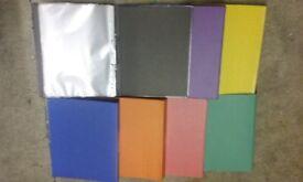 A4 folders (New)
