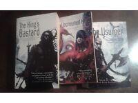 Fantasy books £5 for all 3