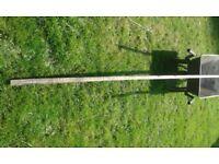 Hardwood Reclaimed Rails