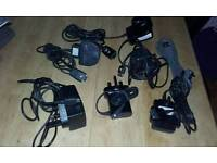 Mobile Phone Chargers x 7