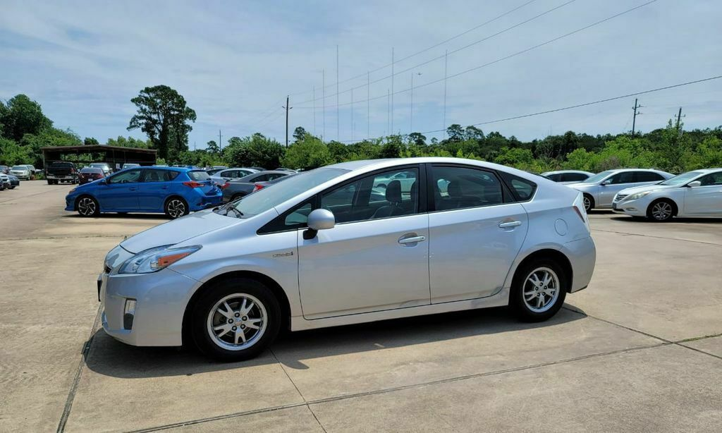2010 Toyota Prius  309358 Miles Classic Silver Metallic Hatchback 1.8L 4 CYLINDE