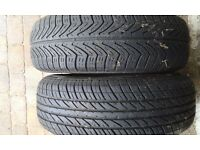Tyres 155 65 R15