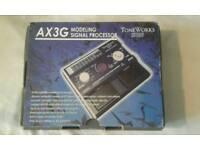 AX3G modelling signal processor