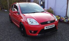 Ford fiesta with ST kit and extras (seat, vw, bmw, skoda, honda)