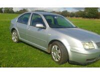 VW Bora. 2003, 2.0 litre, 150 break.
