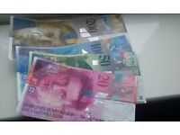 Switzerland - 370 swiss francs