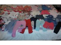 Large bundle girls clothes 2-3 years