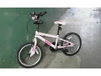 Girls bike for sale. (aged 7 - 11)